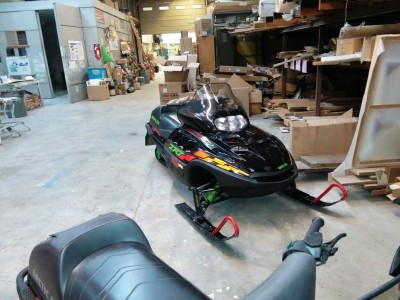 Picture of 2001 Arctic Cat ZRT 800