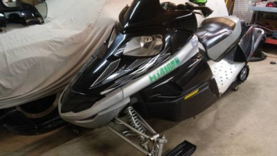 Picture of 2007 Arctic Cat F8 800