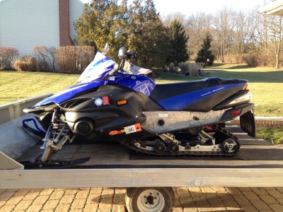 Picture of 2008 Yamaha Vector 1000