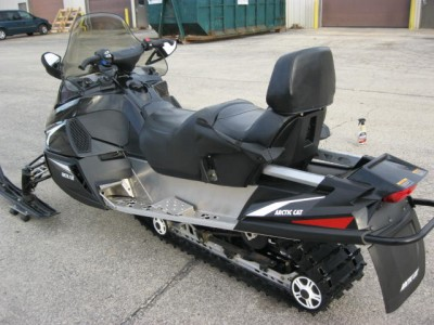 Picture of 2013 Arctic Cat Touring 1100