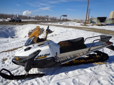 Picture of 2015 Ski-Doo Tundra 550