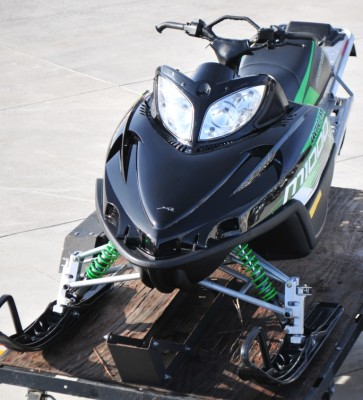 Picture of 2009 Arctic Cat M1000 1000