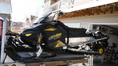 Picture of 2009 Ski-Doo Summit 600