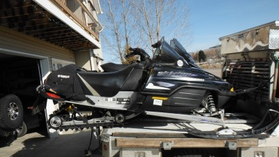 Picture of 2003 Ski-Doo Legend 550