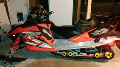 Picture of 2005 Ski-Doo MXZ Renegade 600