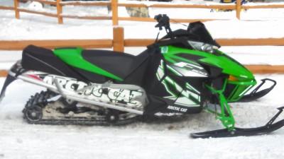 Picture of 2012 Arctic Cat Sno Pro 1100