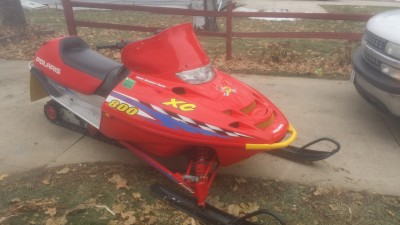 Picture of 2001 Polaris XC SP 800
