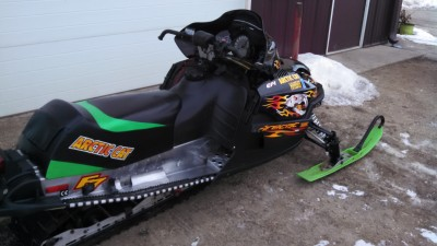 Picture of 2003 Arctic Cat Fire Cat 700