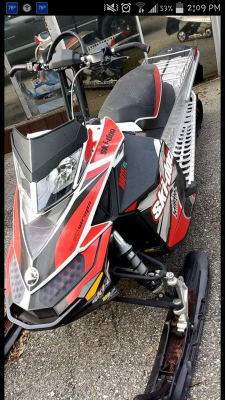 Picture of 2009 Ski-Doo Summit 800