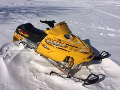 Picture of 1999 Ski-Doo MXZ 500
