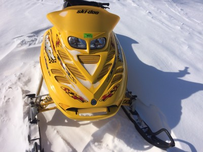 Picture of 1999 Ski-Doo MXZ 500