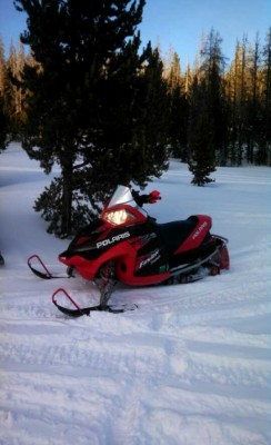 Picture of 2006 Polaris Fusion 700