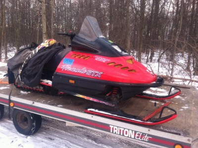 Picture of 1994 Ski-Doo Formula S 583