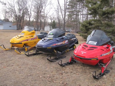 Picture of 1998 Ski-Doo Formula Z 583