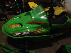 Picture of 2003 Arctic Cat ZR 120