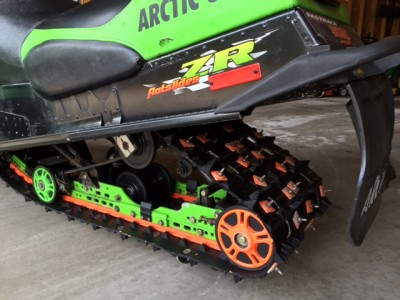 Picture of 2002 Arctic Cat ZR 600