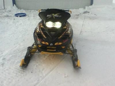 Picture of 2001 Ski-Doo MXZ X 700
