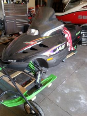 Picture of 1999 Arctic Cat Jag 440