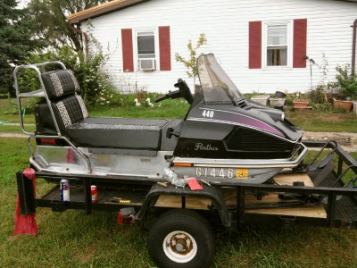 Picture of 1973 Arctic Cat Panther 440