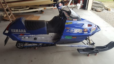 Picture of 2001 Yamaha SXR 600