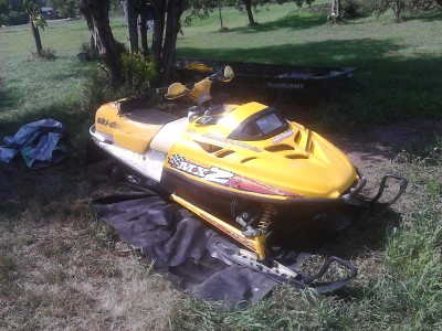 Picture of 1997 Ski-Doo MXZ X 440