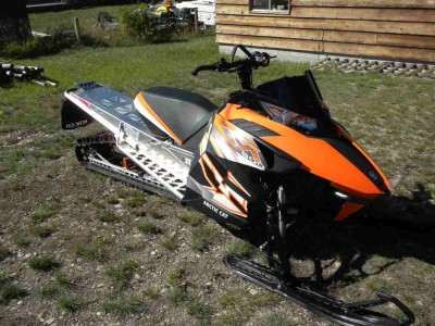 Picture of 2012 Arctic Cat M8 800