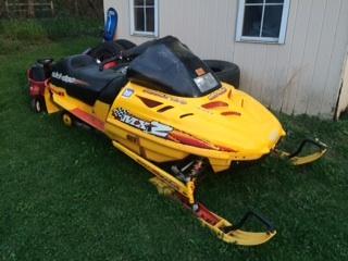 Picture of 1998 Ski-Doo MXZ 670