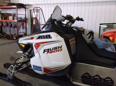 Picture of 2012 Polaris Rush 800