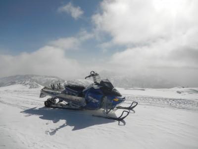Picture of 2009 Ski-Doo REV 800