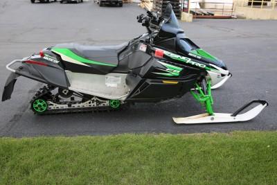 Picture of 2009 Arctic Cat Sno Pro 600