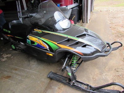 Picture of 1999 Arctic Cat ZL 600