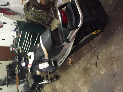 Picture of 2007 Ski-Doo MXZ Renegade 600