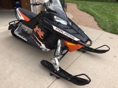 2012 polaris pro x 800 cc snowmobile for sale stratford for Used yamaha snowmobiles for sale in wisconsin