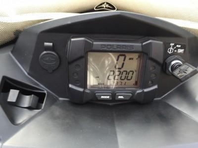 Picture of 2012 Polaris Pro X 800