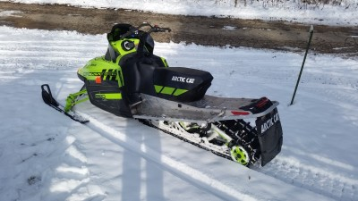 Picture of 2011 Arctic Cat Crossfire 800
