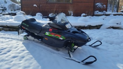 Picture of 2001 Arctic Cat ZR 600