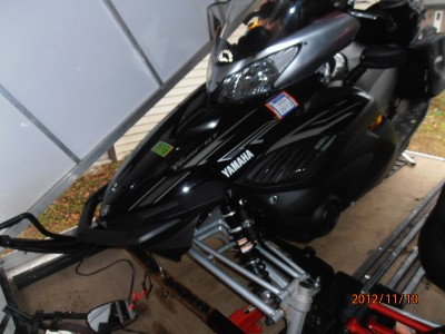 Picture of 2009 Yamaha Vector 1000