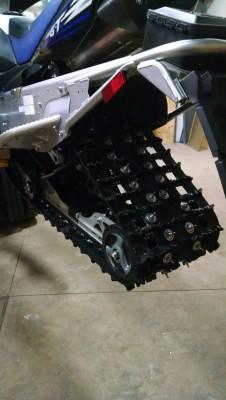 Picture of 2011 Yamaha Phazer 500