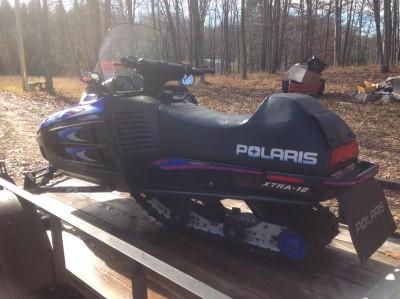 Picture of 1998 Polaris XLT 600
