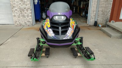 Picture of 1996 Arctic Cat ZR 580