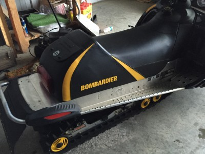 Picture of 2003 Ski-Doo MXZ Renegade 800
