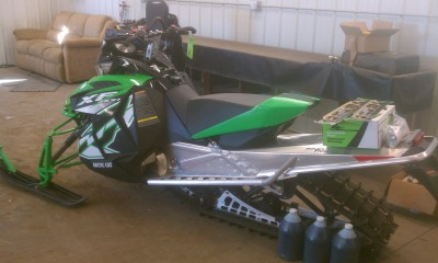 Picture of 2012 Arctic Cat Crossfire 800