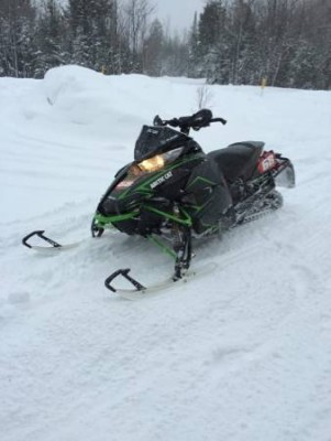 Picture of 2015 Arctic Cat ZR 600