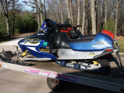 Picture of 2003 Polaris XC SP 600