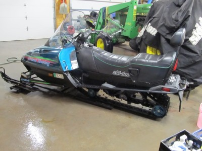 Picture of 1996 Ski-Doo Grand Touring 500