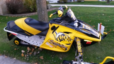 Picture of 2004 Ski-Doo MXZ 600