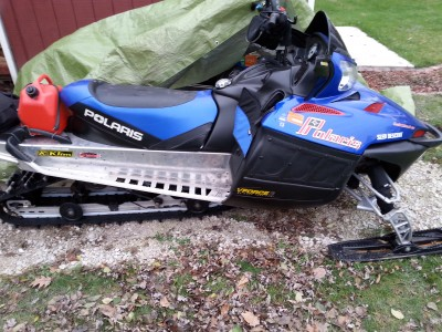 Picture of 2006 Polaris Switchback 600