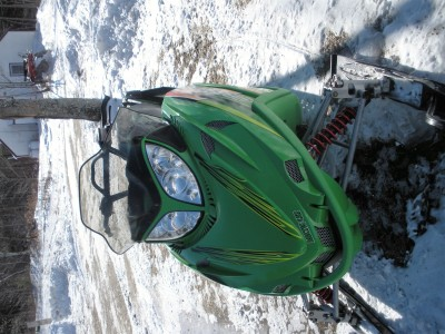 Picture of 2006 Arctic Cat Crossfire 700