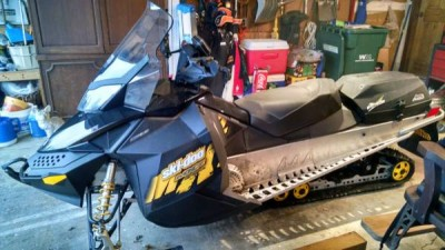 Picture of 2008 Ski-Doo MXZ Renegade 800