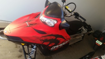 Picture of 2010 Polaris Dragon RMK 800